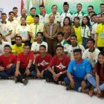 Wabup Tutup Kegiatan Mapenta dan Muskomcab Pemuda Katolik Cabang Sanggau
