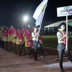 MTQ XXVII Tingkat Provinsi Kalbar Di Mempawah Resmi Dibuka, Sebanyak 61 Kafilah Sanggau Siap Berlomba