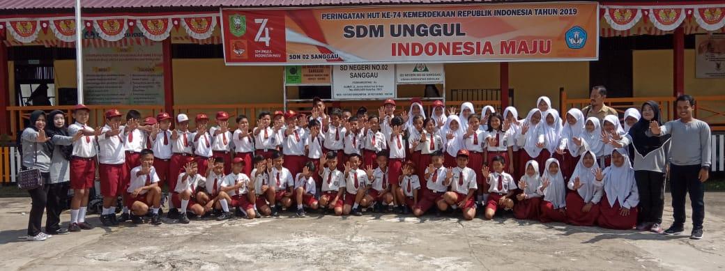 """Antisipasi Berita Hoax, Diskominfo Sanggau Gelar Sosialisasi """"Anti Hoax"""" di SDN 02 Sanggau"""