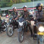 Sinergitas TNI Polri laksanakan Patroli Karhutla