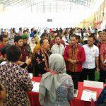 Wakil Bupati Sanggau Buka Pelaksanaan Bursa Inovasi Desa