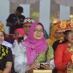 Kadis Kominfo Kabupaten Sanggau Turut Serta Apel Gabungan Puncak 402 Hari Jadi Kota Sanggau