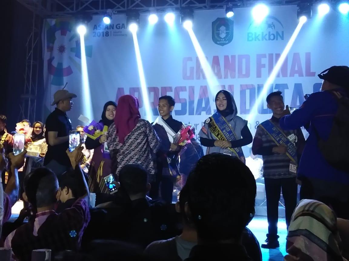 Fhara Utusan Sanggau, Wakili Kalbar Ikut Pemilihan Duta GenRe Tingkat Nasional