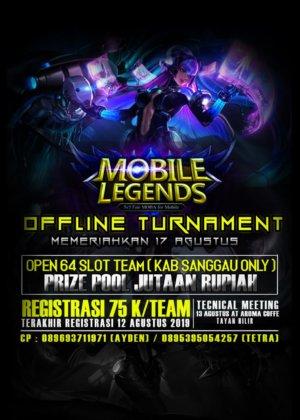 Komunitas Gamers Tayan gelar turnamen mobile legends