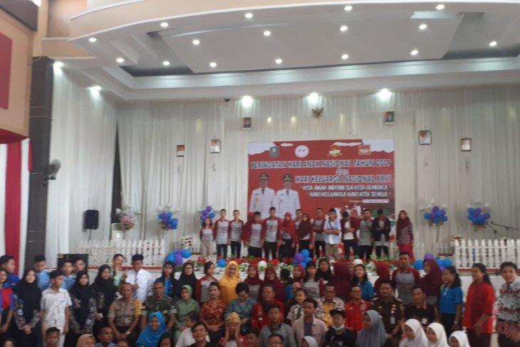 Bupati Sanggau  : Orang dewasa wajib berikan perlindungan pada anak