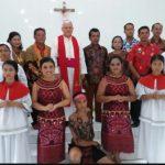 Bupati Sanggau Resmikan Gereja Katolik Stasi Setogor