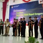 Bupati Sanggau Mengajak Masyarakat Ciptakan Pilkada yang Aman, Damai dan Kondusif
