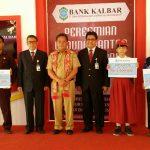 BUPATI SANGGAU : KEHADIRAN BANK DAPAT MEMBERIKAN DAMPAK POSITIF KEPADA MASYARAKAT