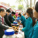 Bupati Sanggau : Jadikan Momentum HKN Menyadarkan Masyarakat Mandiri Dalam Kesehatan.