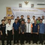 KPU Selenggarakan Forum Grup Diskusi