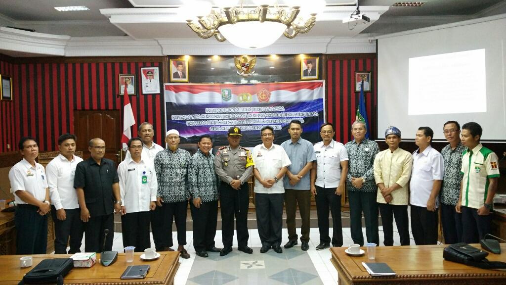 Bersatu Melawan Radikalisme, Intoleransi dan Terorisme di Indonesia