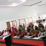Rapat PPID Dalam Dangka Pengisian Kuisioner Penilaian Mandiri Tahun 2018