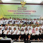 Sebanyak 349 Peserta Ikuti Bimtek Pengelolaan Keuangan Desa Berbasis Aplikasi Siskeudes Versi 2.0