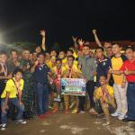Grand Final Piala DARANANTE CUP Kabupaten Sanggau Tahun 2017