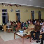 Bupati Sanggau Menghadiri Safari Natal GKII Jemaat Berita Hidup Kembayan