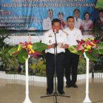 Peringatan Hari Ibu  Ke 89 dan Hari Kesetiakawanan Sosial Nasional Tahun 2017 Di Kabupaten Sanggau
