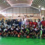 RSUD M.Th.Djaman Sanggau Gelar Turnament Futsal