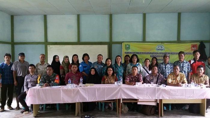 Kabupaten Sanggau Jadikan Kampung KB Sebagai Program Strategis Mewujudkan Masyarakat Sejahtera