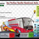 Laporan Pelaksanaan Inspeksi Keselamatan Angkutan Umum (RAMPCHECK) 2019
