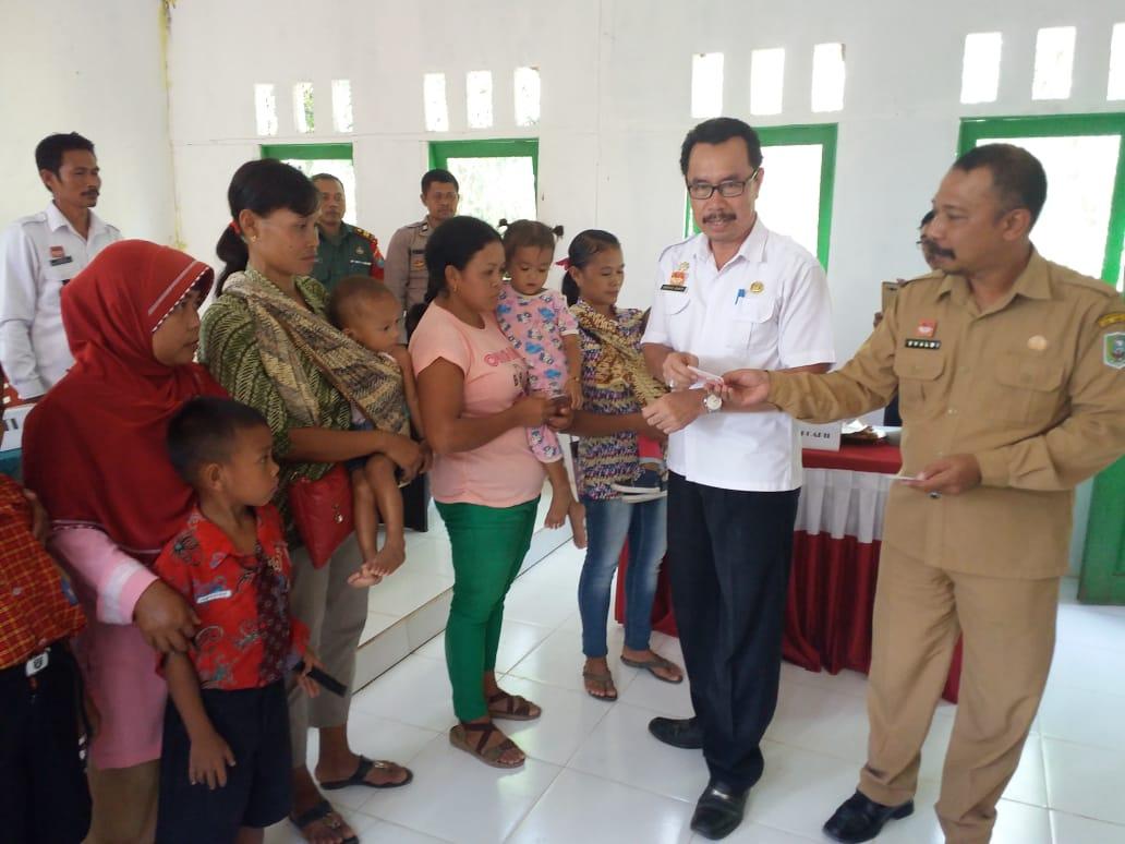 Launching KIA di Desa Selampung Kecamatan Jangkang Kab. Sanggau Tahun 2019
