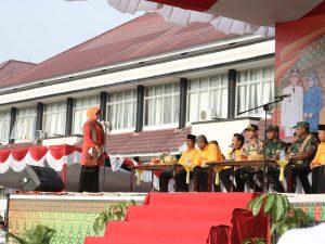 Pameran Pembangunan Peringatan HKG-PKK dan BBGRM di Kabupaten Sambas