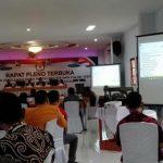 KPU Resmi Tetapkan 40 Anggota DPRD Sanggau Periode 2019-2024