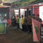 Kapolres Sanggau Hadir dalam Pelepasan Pawai Takbir Keriang Idul Adha
