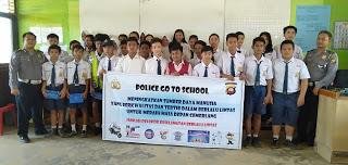 Police Go To School, Kecamatan Tayan Hulu