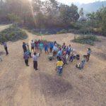 Cegah kebakaran hutan, Kasat Binmas Sampaikan Himbauan kepada masyarakat