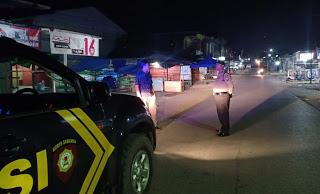 "Polsek Sekayam terus Intensifkan Patroli ""Polisi Bepadah"""
