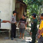 Bhabinkamtibmas Laksanakan Patroli Terpadu Kepada Warga Binaan