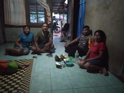Dekati Warga Masyarakat Brigadir Sabam Manalu Rutin Melaksanakan DDS