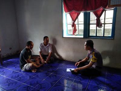 Rutin Melaksanakan DDS Bhabinkamtibmas Cegah Penyebaran Berita Hoax