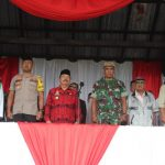 Polres Sanggau Adakan Doa Bersama Dalam Rangka Menjaga Keutuhan dan Kesatuan NKRI