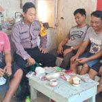 Ngopi Brigadir Agus Ariyanto Sampaikan Himbauan Stop Hoax