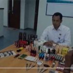 VIDEO: Loka POM Sanggau Gelar Perkara Kosmetik Ilegal