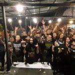 Fermented Band Sanggau Ikut Tampil diacara Metalrider III Ngabang