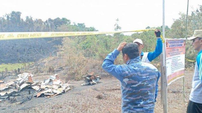 Bupati Gidot Tinjau SDN 17 Sidai Sanggau Ledo yang Dilalap Api Karhutla, Intruksikan Hal Ini