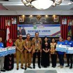 Indomaret Gandeng Pemkab Sanggau Gelar Seminar UMKM