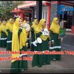 VIDEO: Suasana Pawai Takbir Berbusana Muslimah Yang Dilepas Bupati Sanggau Paolus Hadi