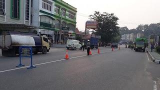 Selama Ops Patuh 2019, Polres Sanggau Tilang 1.115 Pengendara