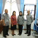 Kunjungan Kepala Balai Monitoring (Balmon) Frequency Radio Propinsi Kalbar