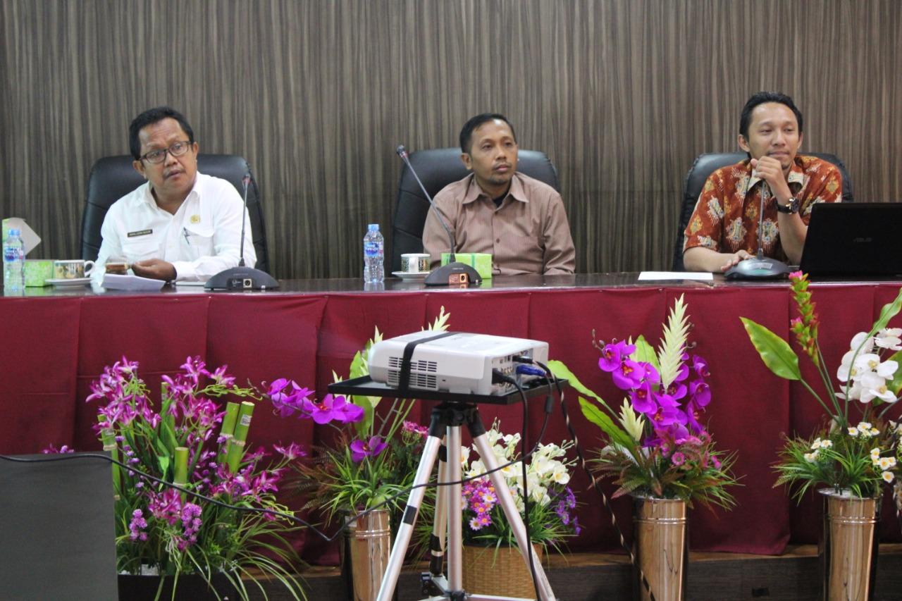 Diskominfo Gelar FGD Pendalaman Quesioner SPBE Kabupaten Sanggau