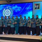 Ketua TP-PKK Kabupaten Sanggau, Ny.Arita Apolina, S.Pd, M.Si Hadir Mengikuti Kegiatan Jambore Nasional Kader PKK di Jakarta