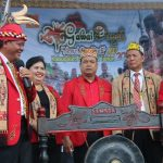 Gawai Dayak Nosu Minu Podi Sanggau 2019