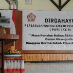 Sekda:Para Anggota PWRI Cabang Sanggau Agar Ikut Serta Dalam Pembangunan Di Kabupaten Sanggau