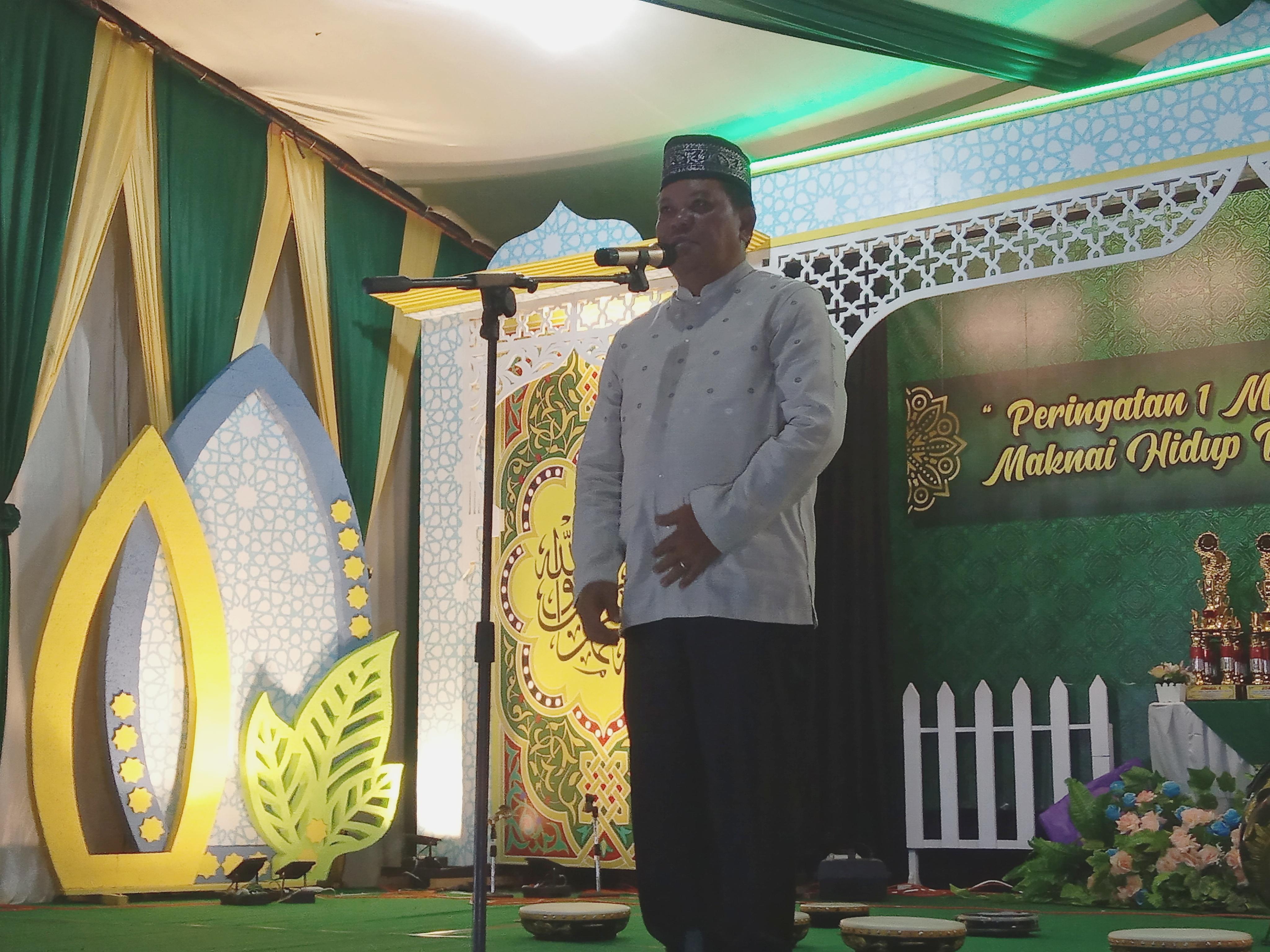 Peringatan 1 Muharram 1441 H, Bupati Sanggau: Nilai-nilai Kebudayaan dan Kehidupan Yang Islami Terus di Perkuat
