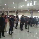 40 Anggota DPRD Sanggau Terpilih Ikuti  Gladi Bersih