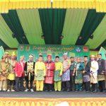 FESTIVAL BUDAYA PARADJE' KE 11 RESMI DIBUKA, INI PESAN WAGUB PROVINSI KALIMANTAN BARAT