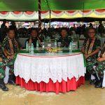 BHAKTI SOSIAL DALAM RANGKA MEMPERINGATI HUT TNI KE 74, INI PESAN BUPATI SANGGAU